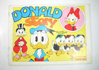 Walt Disney Donald Story Album Autocollant Panini Axel Springer Pas Complet (B3)