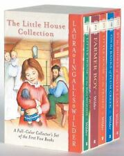 The Little House Collection Laura Ingalls Wilder Full Color Collector's Set