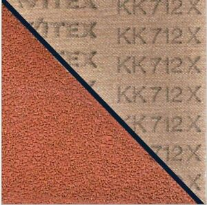 "VSM Abrasives - 3"" x 132"" Sanding Belts KK712X A/O 240 Grit, 4/Pack"