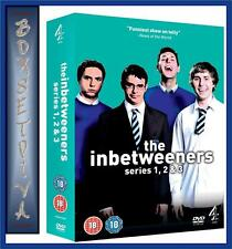 THE INBETWEENERS COMPLETE SERIES 1 2 & 3 - *BRAND NEW DVD BOXSET**