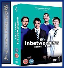 THE INBETWEENERS COMPLETE SERIES 1 2 & 3 - *BRAND NEW DVD BOXSET**