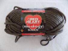 Taupe Red Heart Mixology Solids Super Bulky Yarn