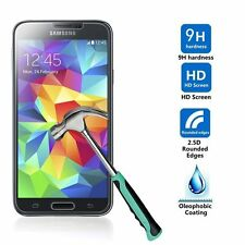 0.26mm Samsung Galaxy S5 G900F G900H Tempered Glass Screen Protective Guard Film