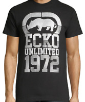 ECKO UNTLD. AUTHENTIC MEN'S SHORT SLEEVE MEN'S BLACK T-SHIRT SIZE S 70282