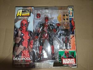 Authentic Amazing Yamaguchi Revoltech No.001 Deadpool