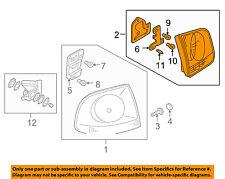 Vw Volkswagen Oem 04-07 Touareg-Taillight Tail Light Lamp Assy Left 7L6945093S