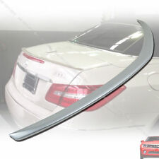 2009-2015 For Mercedes Benz C207 2DR A Type Rear Trunk Boot Spoiler Wing Painted