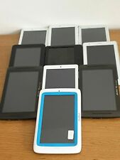 "Joblot of 30 FAULTY Archos 7"" tablets - various models, Android, good screens"