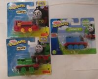 Thomas and Friends Adventures Metal Engine Lot of 3 Percy Victor