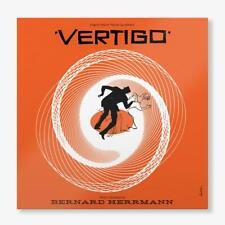 VERTIGO music by Bernard Herrmann  - Audio CD - O.M.P.S - Sealed Box - FREE POST