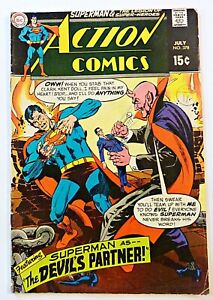 Action Comics 378 DC Comics Silver Age 1969  Superman