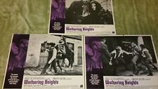 "Timothy Dalton Wuthering Heights Original 11x14"" Lobby Card #M3658"