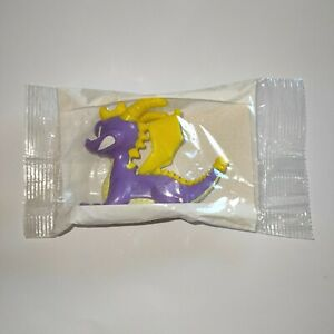 Nestle 2001 Playstation Action Heroes Cereal Toy SPYRO THE DRAGON Sealed