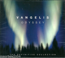 Vangelis. Odyssey The Definitive Collection (2003) CD NUOVO SIG Chariots Of Fire