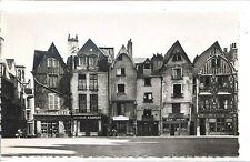 CP 37 INDRE-ET-LOIRE - Tours - Place Plumereau - Vieilles maisons du XVe siècle