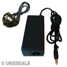 65w Para Hp Compaq 6720s C300 C500 C700 Laptop Adaptador Cargador + plomo cable de alimentación