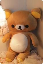 2018 San-x Rilakkuma Relax Bear Soft Giant Plush 31'' Doll Toy Stuffed Pillow CA