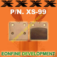 XS99 BRAKE PADS For BMW R45 R65 K75 R80 K100 R100 RS RT