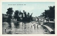 WHITEWATER WI – Bathing Beach