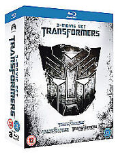Transformers 1-3 Box Set [Blu-ray] [2011] - Shia LaBeouf, Rosie Huntington-White
