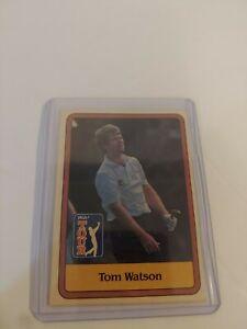 1981 PGA Tour Full Set with Jack Nicklaus, Tom Watson!