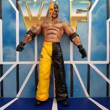 Rey Mysterio - Jakks Deluxe Aggression - WWE Wrestling Figure *