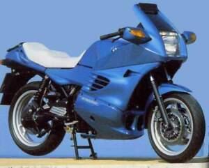 BMW K1100 RS 1993-1996 FRONT & REAR STAINLESS  BRAKE LINE KIT DOT TUV