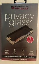 Authentic ZAGG Privacy Glass InvisibleShield GS6GPC for Samsung Galaxy S6 NEW