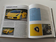 2009 CARS Dream Rides, Fast Machines with Colour Illustrations & Technical Data
