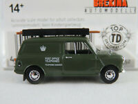 "Brekina 15352 Austin Mini Van (1959) ""Telephone (GB)"" in grün 1:87/H0 NEU/OVP"