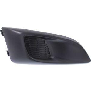 New Passenger Side Fog Light Cover For Chevrolet Sonic 2012-2016 GM1039134