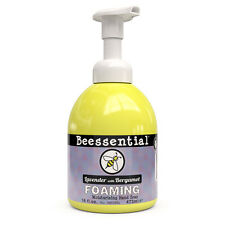 Beessential Natural Lavender Bergamot Essential Oil  Foaming Soap