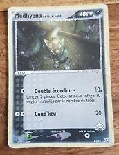 Carte Pokémon MEDHYENA DE TEAM AQUA 40 PV 54/95 EX Team Magma VS Team Aqua VF