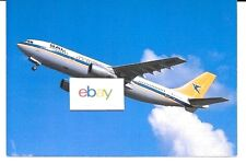 SAA-SAL SOUTH AFRICAN AIRWAYS AIRBUS A300 AIRLINE ISSUE POSTCARD
