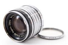 [EXCELLENT] Nikon Nippon Kogaku Nikkor-H C 5cm f/2 LTM L39(3081)