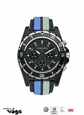 Original VW Motorsports Watch Unisex, Black, Motorsports 5GV050800