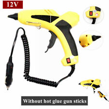 1x Universal 100W 12V Car Electric Heating Hot Melt Glue Gun Trigger Repair Tool