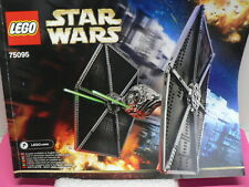 Lego Star Wars TIE Fighters Construction Book Only
