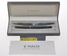 Parker 188 vintage Green laquer fountain pen new pristine in box