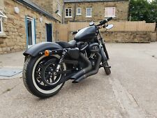 2011 Modified Harley Davidson 883 Iron Motorbike 6390 Miles Bobber Custom Bike