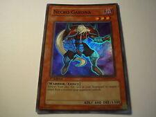 YU GI OH  Necro Gardna TAEV-EN012 1st edition Super Rare