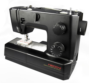 Heavy Duty Necchi Jeans JP12 Sewing Machine + Free Guidebook.