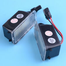 2x LED Number License Plate Light for Ford Fiesta Focus S-MAX C-MAX Kuga Mondeo