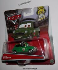 Disney Pixar 2017 AUSTIN LITTLETON  #5/9 - CARS MOVIE 2 - Last One - SHIPS FREE