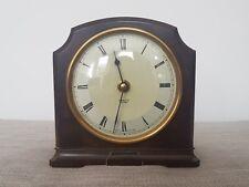 Smiths Bakelite Mantle Clock Working 1930s