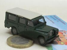 ROCO 05362 Land Rover 109 Geländewagen weißgrün H0 1:87 NEU