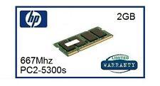 2GB DDR2 Laptop Memory Ram Upgrade Per HP PAVILION DV9500 DV9600 & DV9700