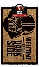 Official Licensed STAR WARS (WELCOME TO THE DARKSIDE) Door Mat
