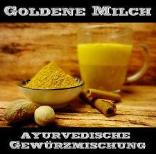 200g goldene Milch Kurkuma Latte Ayurvedischer Wundertrank Gewürz Tee vegan Chai
