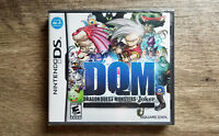 Brand New/Sealed, Dragon Quest Monsters: Joker (Nintendo DS 2007) FACTORY SEALED